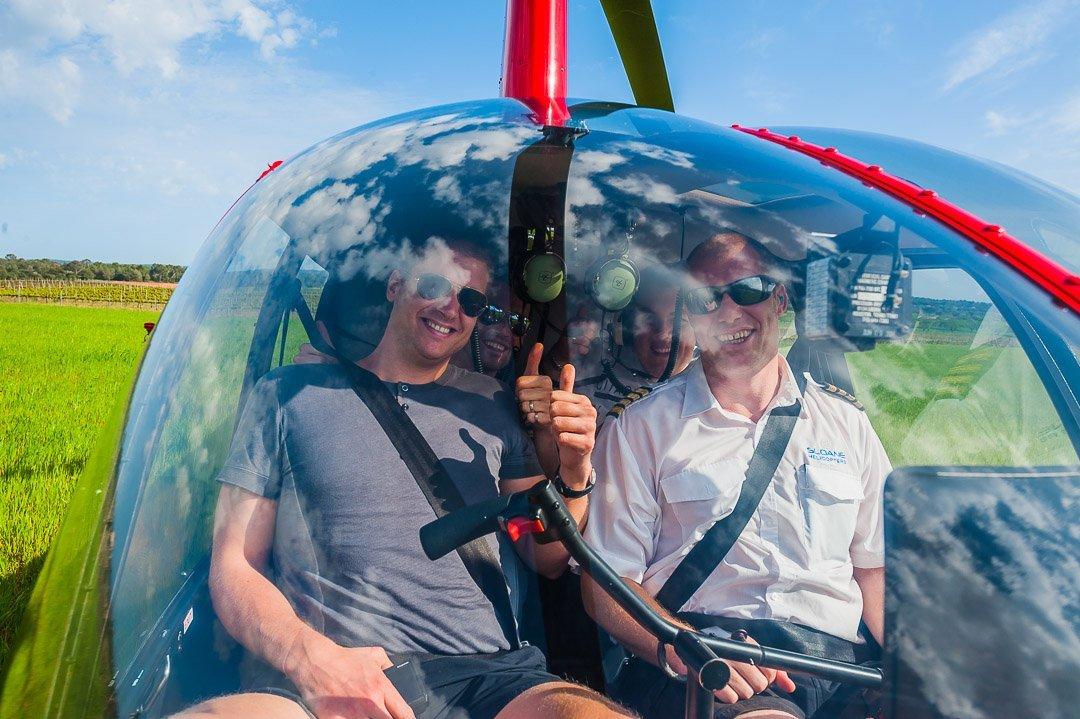 Bodega Son Bordils, Event, Hilti, Incentive, Islandbridge, Sloane Helicopters