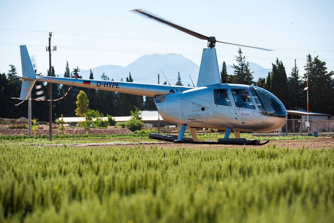 Corporate Event, Incentive, Sloane Helicopters