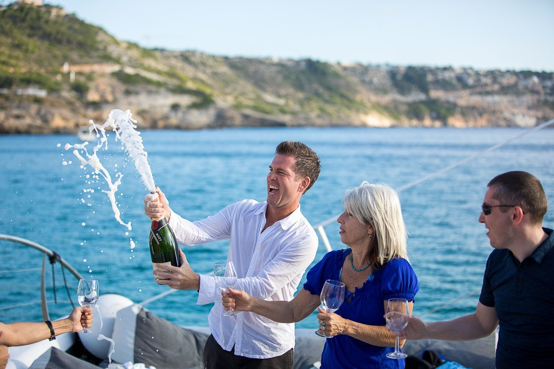 Alfaone Concierge, Catamaran Attraction, Corporate Event, Horizon Travel, Leisure at Events