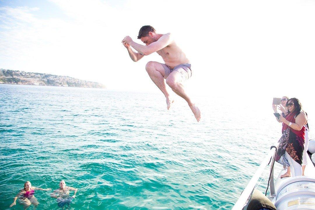 Alfaone Concierge, Catamaran Attraction, Corporate Event, Horizon Travel, Leisure at Events, Water Leisure