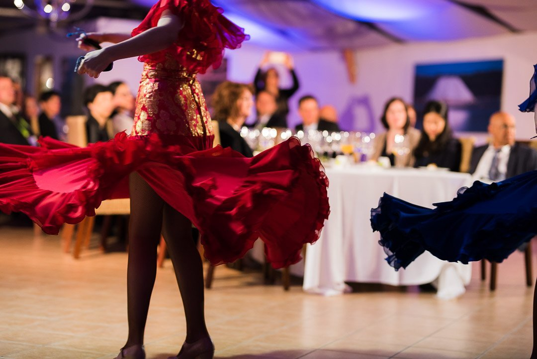 Bodega Castell Miquel, Corporate Event, Flamenco Show, Gala Dinner