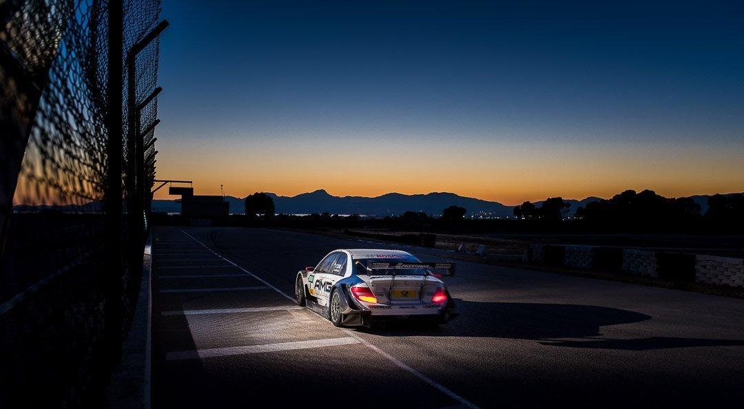 Car Industry, Circuito Renn Arena, DTM, Mercedes, Motorsport