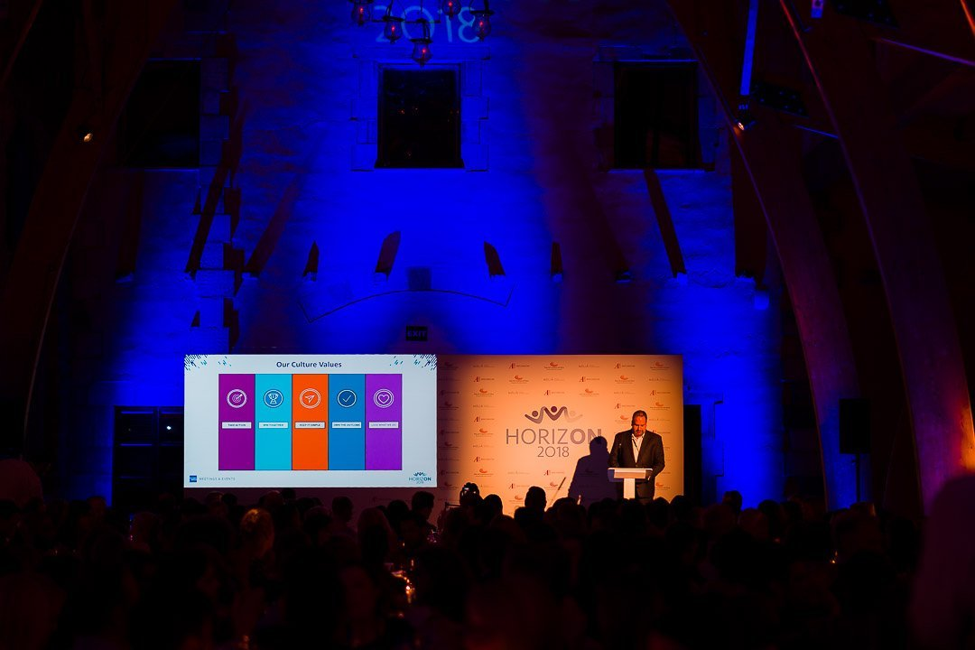 American Express, Finca Ses Cases de Sa Font Seca, Gala Dinner, Prize Awards