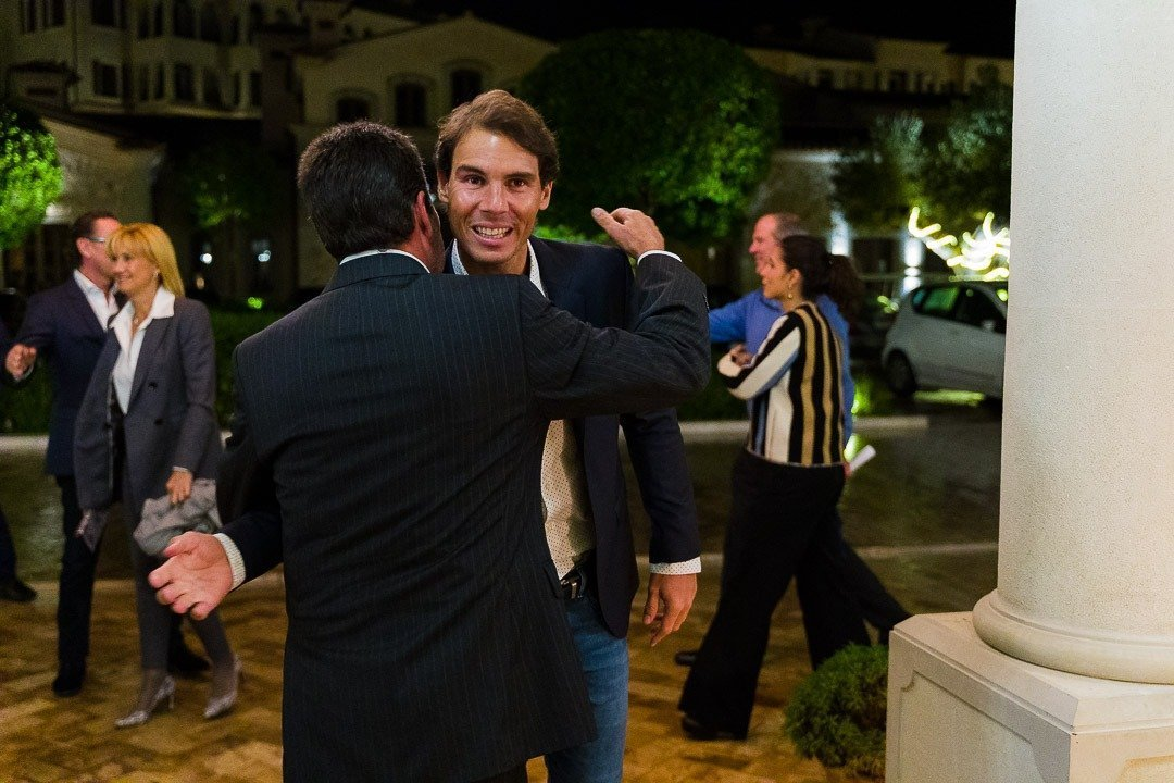 Charity, Charity Event, Hotel Parc Hyatt Mallorca, Jose Maria Olazábal, Olazábal & Nadal Invitational, Rafa Nadal, Real Estate Balearhouse