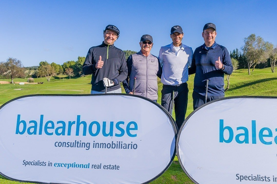 Charity, Golf, Golf Pula Golf Resort, Olazábal & Nadal Invitational, Rafa Nadal, Real Estate Balearhouse