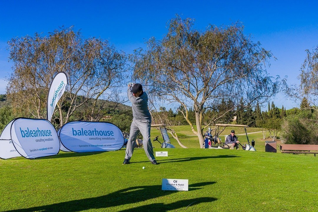 Charity Event, Golf, Golf Pula Golf Resort, Jose Maria Olazábal, Olazábal & Nadal Invitational, Real Estate Balearhouse