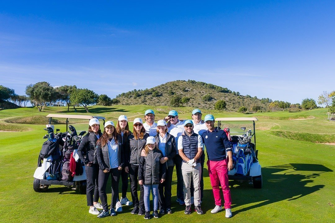 Balearhouse, Charity Event, Golf, Golf Pula Golf Resort, Jesus Calvo, Olazábal & Nadal Invitational, Real Estate Balearhouse