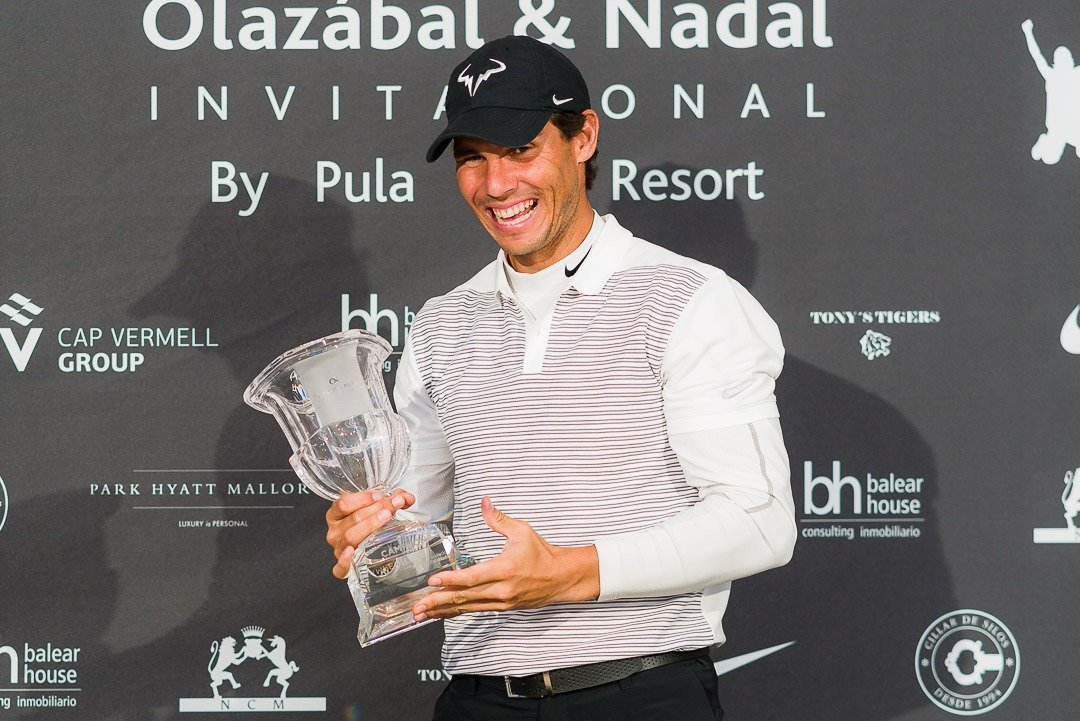 Charity Event, Golf, Golf Pula Golf Resort, Olazábal & Nadal Invitational, Rafa Nadal, Real Estate Balearhouse