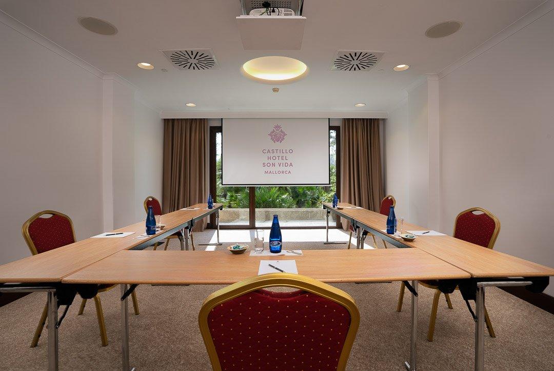 .Warm - RRSS, Commercial Photography Mallorca, Conference, Fotografía Comercial en Mallorca, Hotel Castillo Son Vida, Meetings