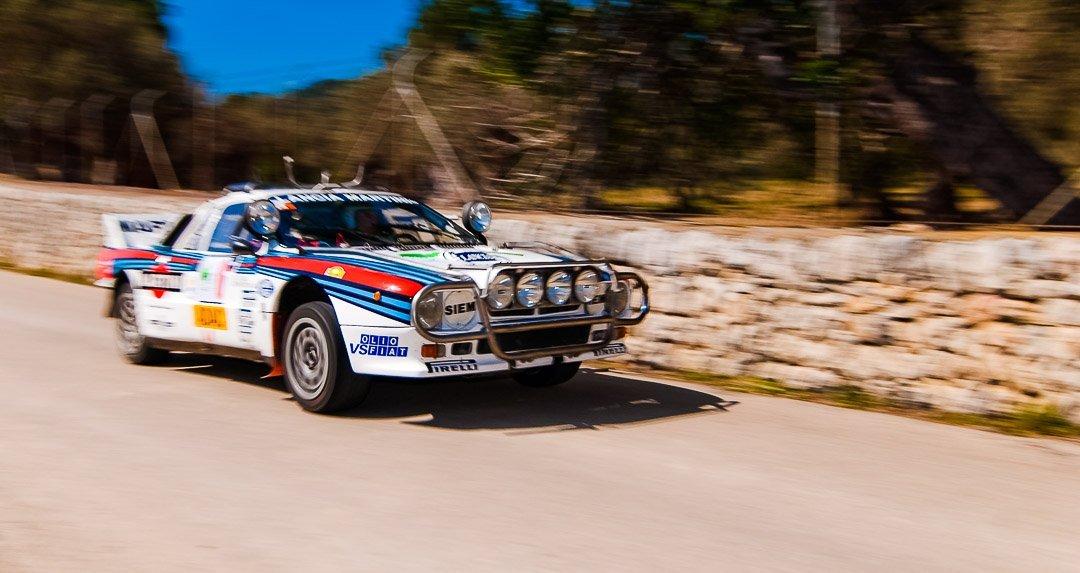 Car Industry, Lancia, Motorsport, Rally Clásico Mallorca